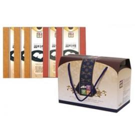 꿀타래 선물세트 5곽 + 땅콩1곽